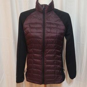 32 Degrees Weatherproof Purple and black Jacket S